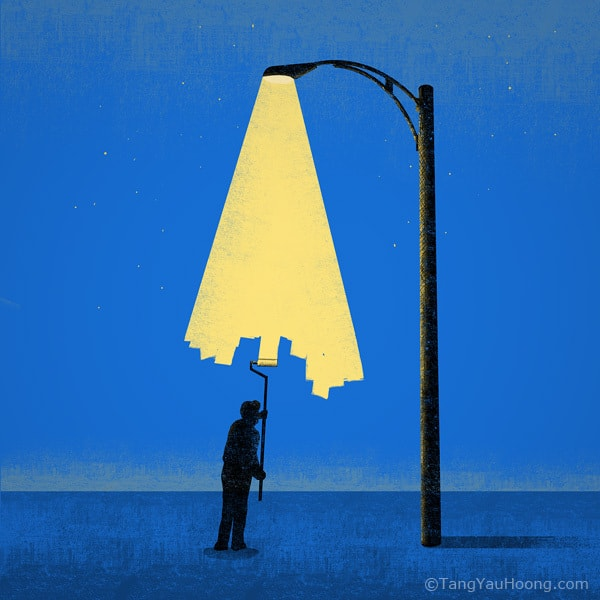 Tang Yau Hoong - Surreal Light