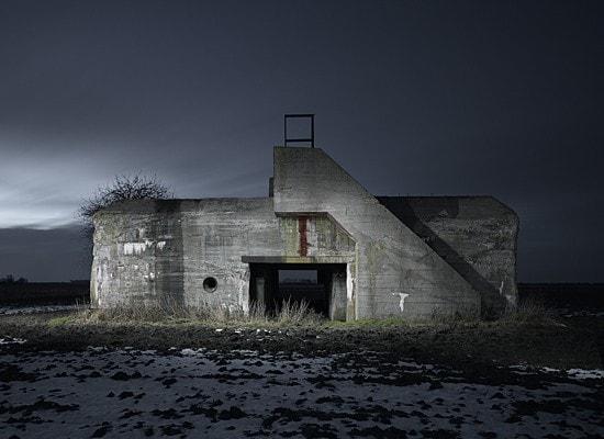 verlassene bunker fotos