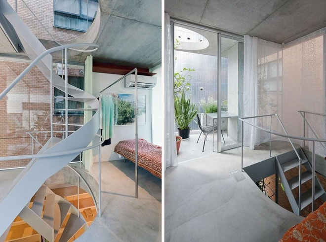 vertical garden house architektur