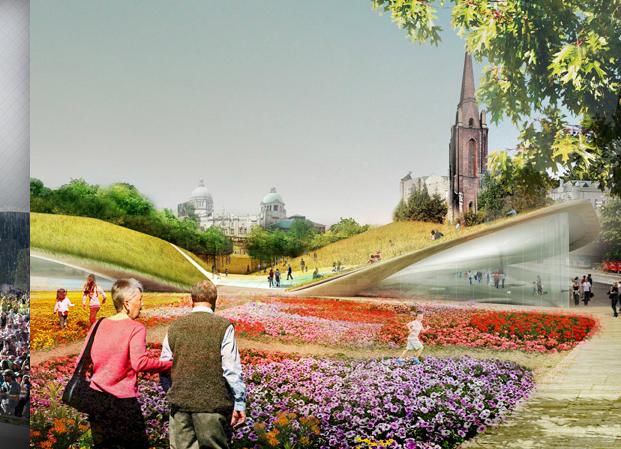 Aberdeen City Garden