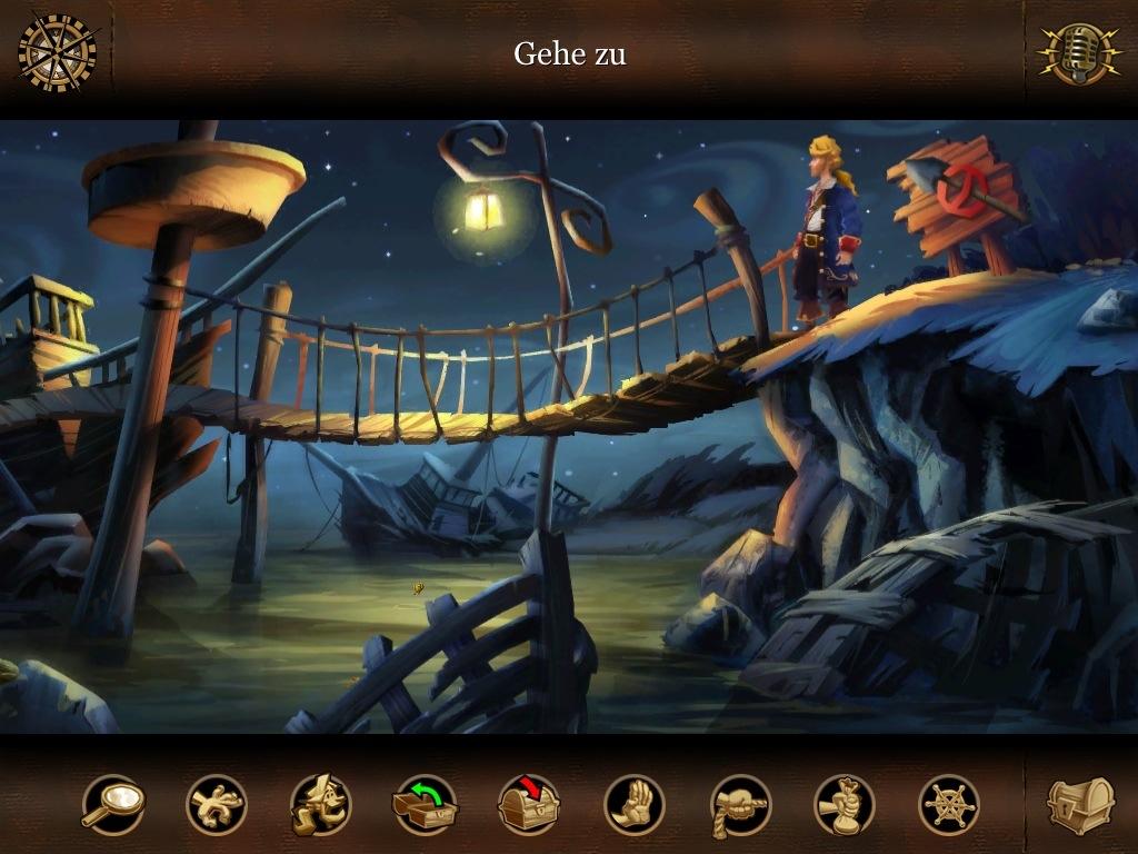 Monkey Island iPad