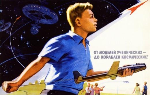 Science Fiction 1960er