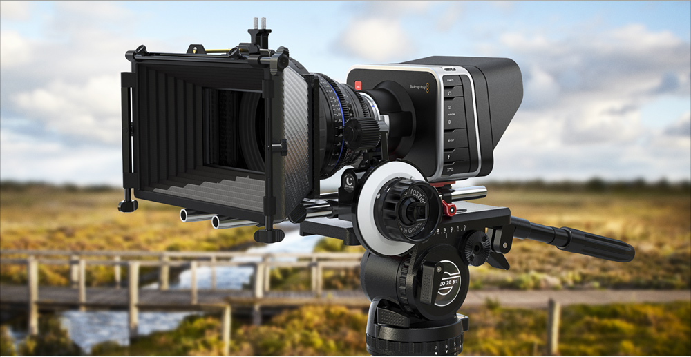 blackmagic cinema camera