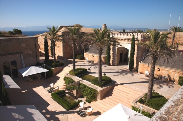 Cap Rocat Mallorca, Spain