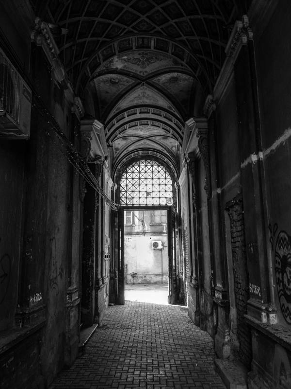 Old Hallway, by Fatsome