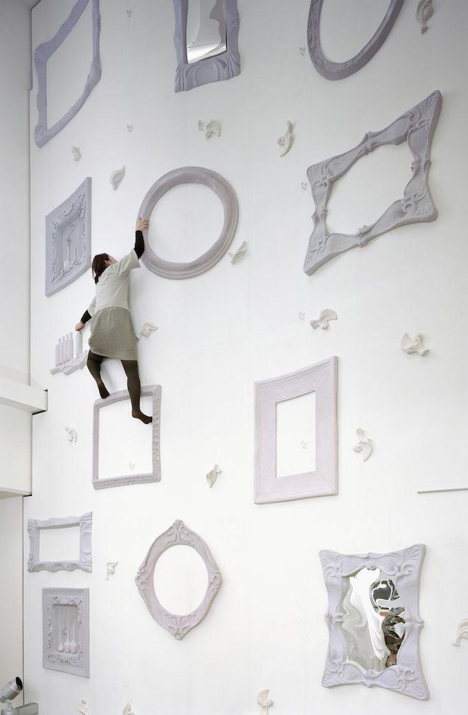 kletterwand design