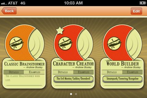 brainstormer app
