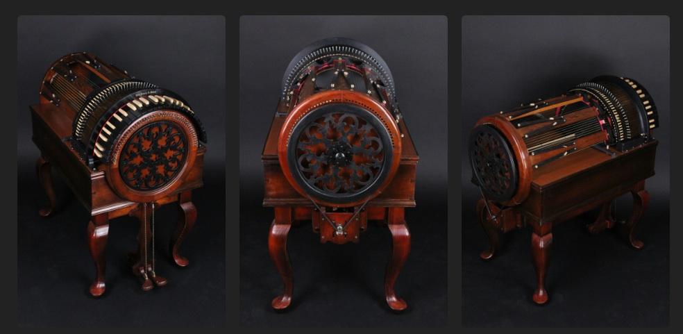 Wheelharp