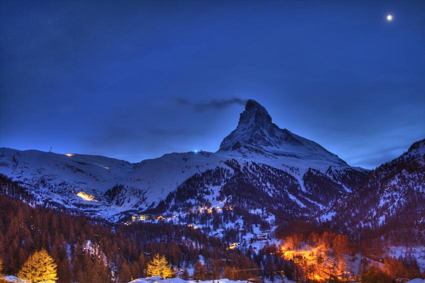 Zermatt, Schweiz (Bild: Flickr, Problemkind)