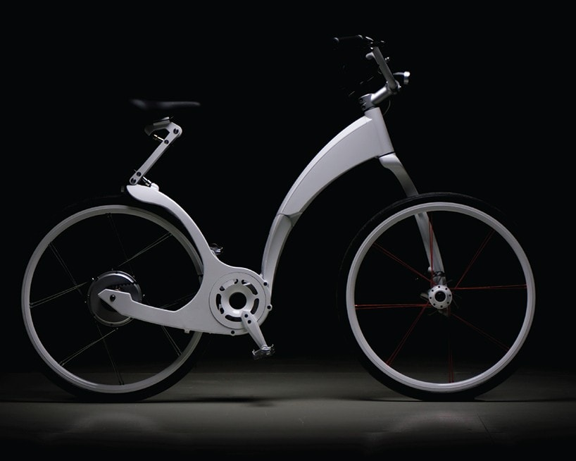 Flybike design