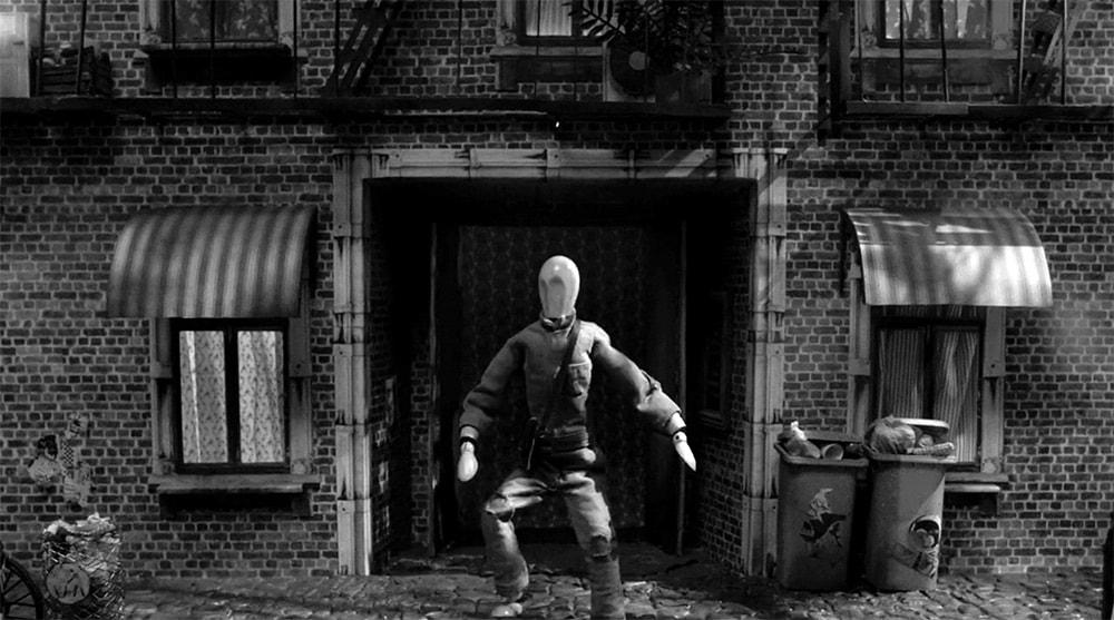 Woody Kurzfilm