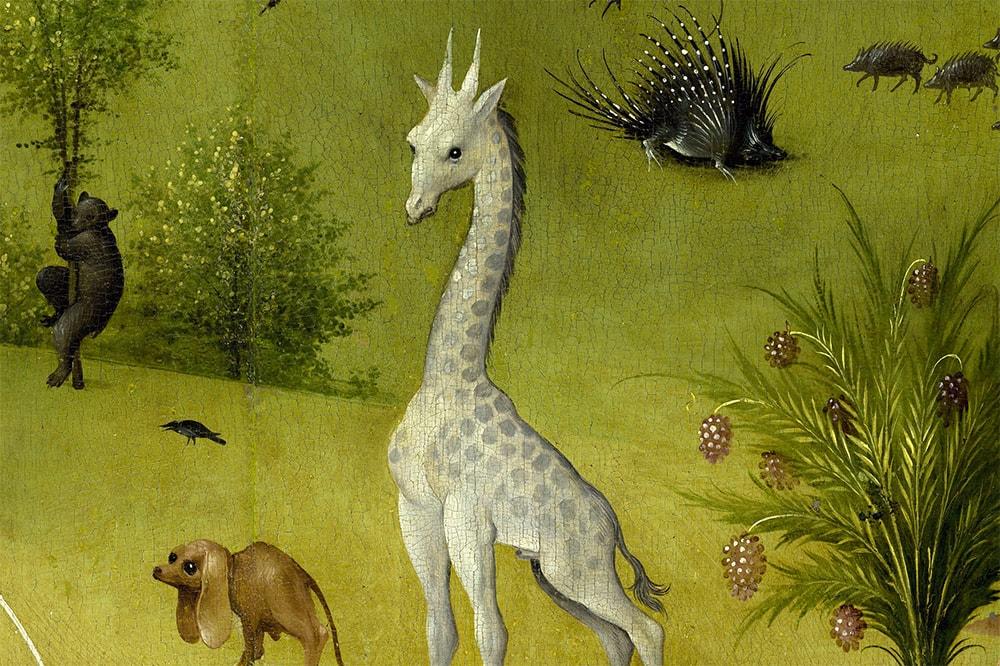 Bosch Garten der Lüste