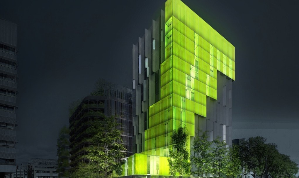 Vivo Green Architektur