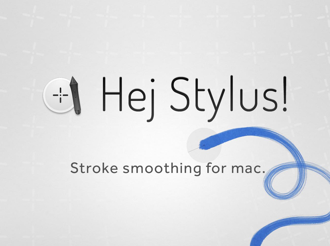 Hej Stylus Mac