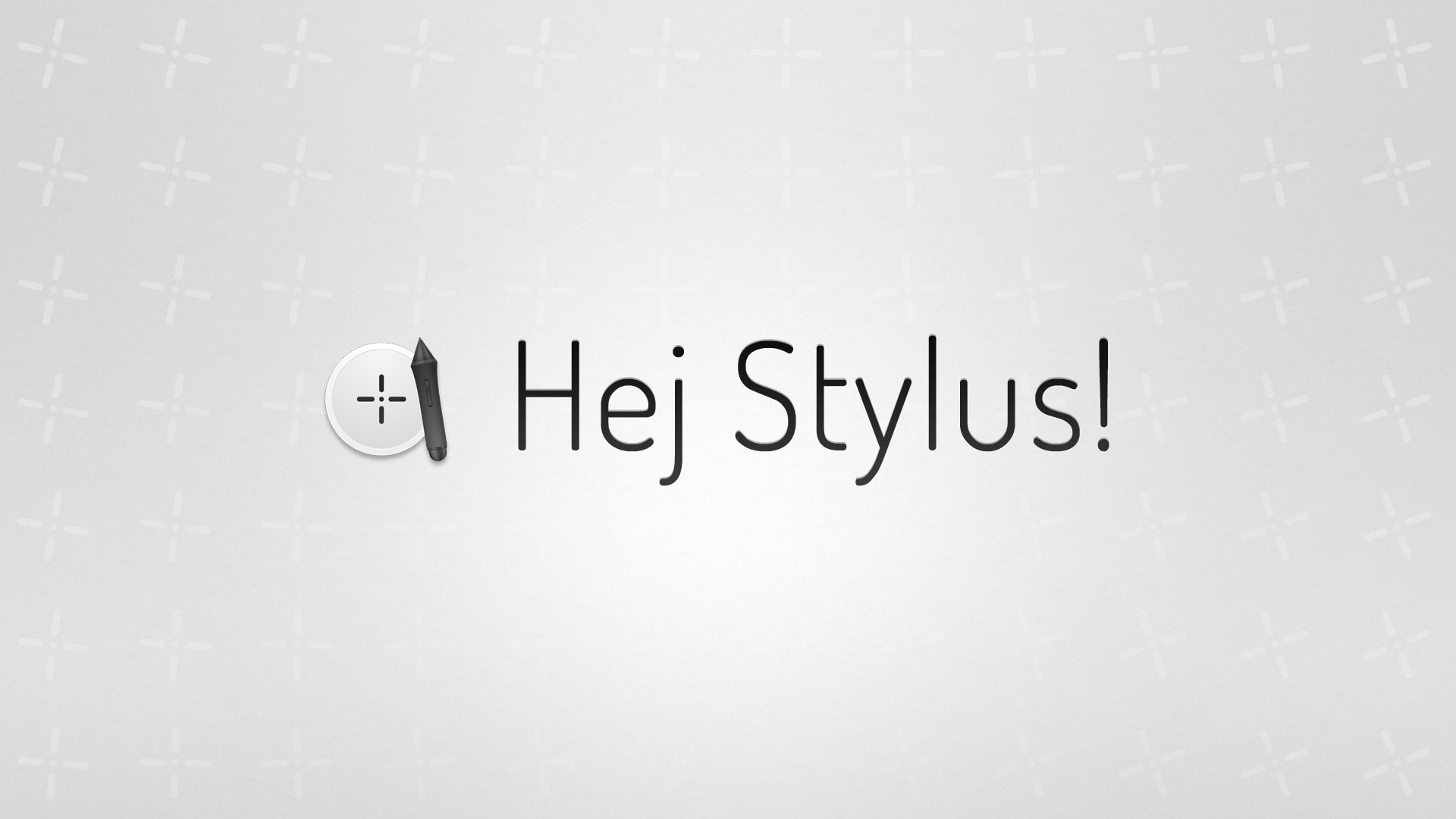 Hej Stylus App Mac