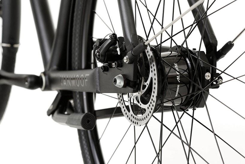 VanMoof SmartBike diebstahlsicheres Fahrrad