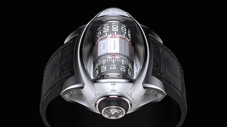 Concept Watch Germain Baillot