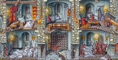 Stephen Biesty Illustrationen