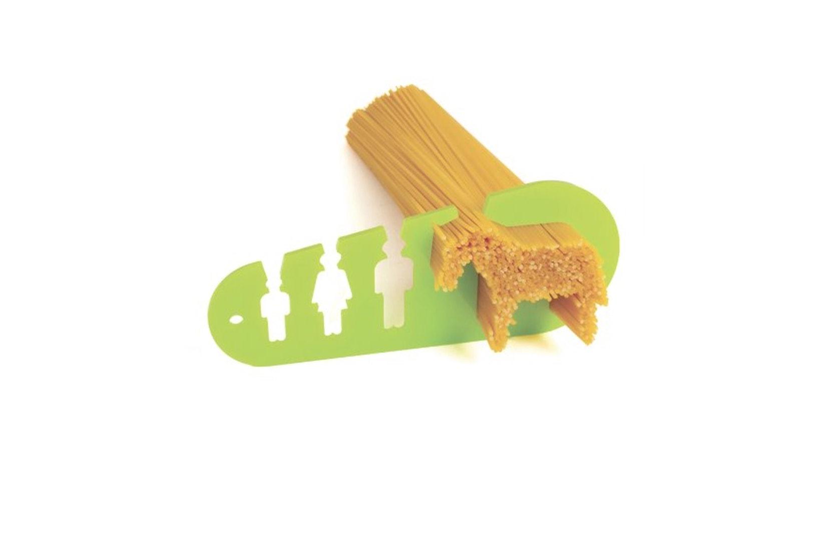 Spaghetti abmessen
