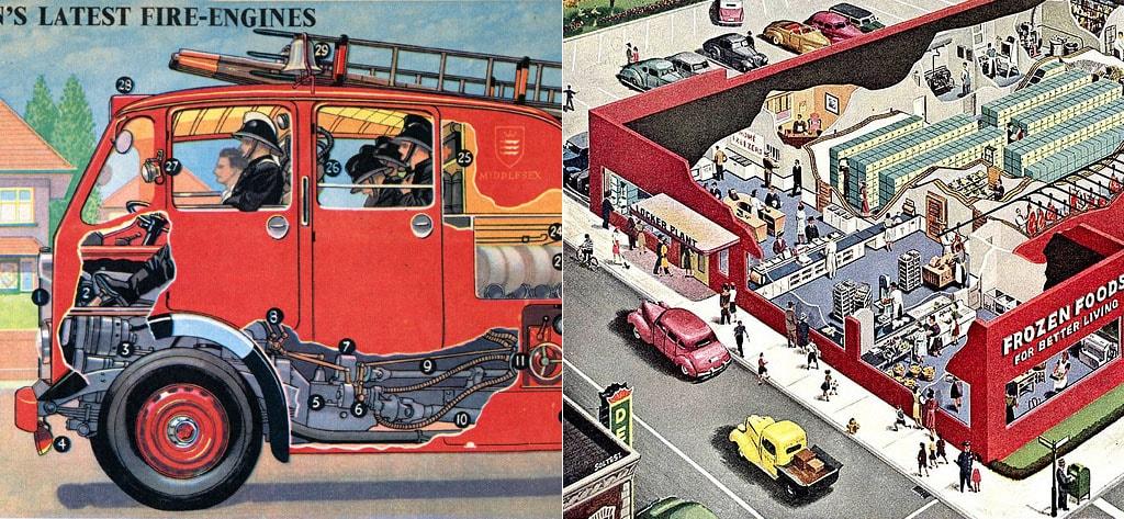 Ashwell Wood Frank Soltesz Illustration