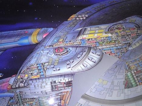 Cushman Enterprise Schnittbild Illustration
