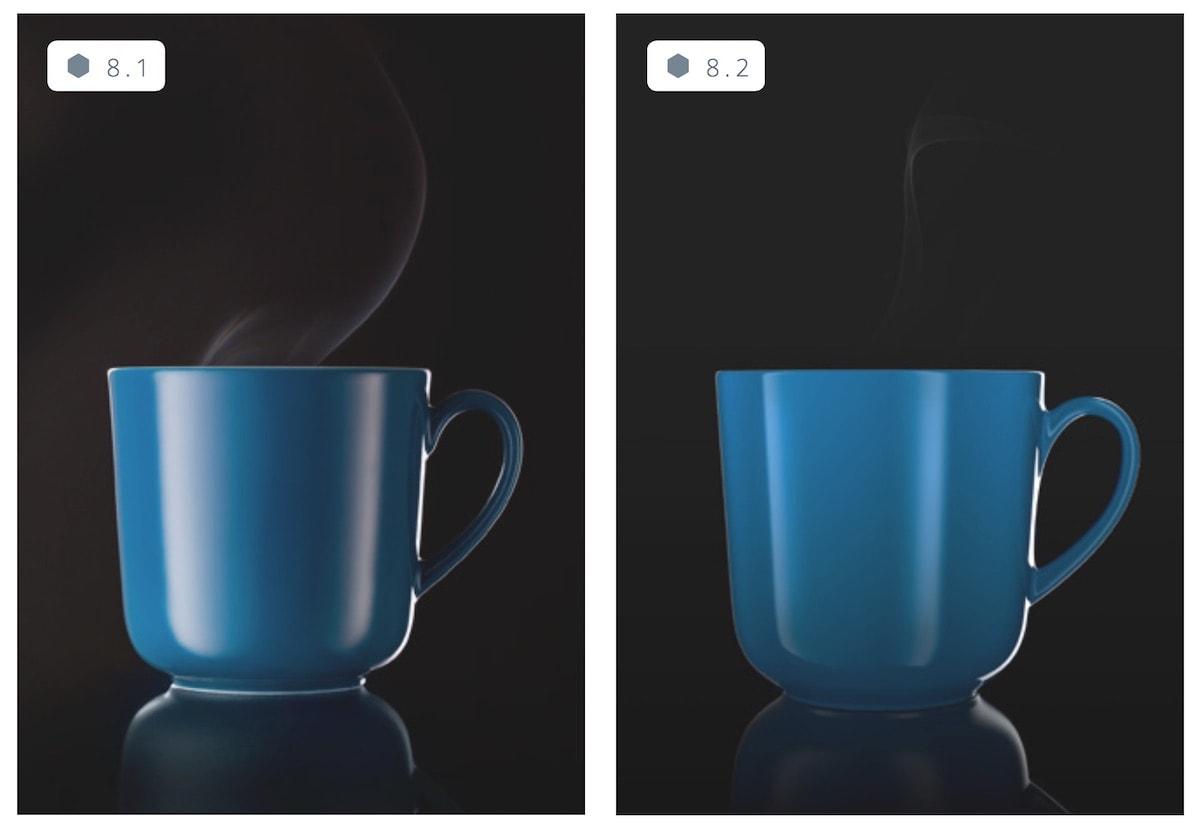 Produktfotografie Webdesign