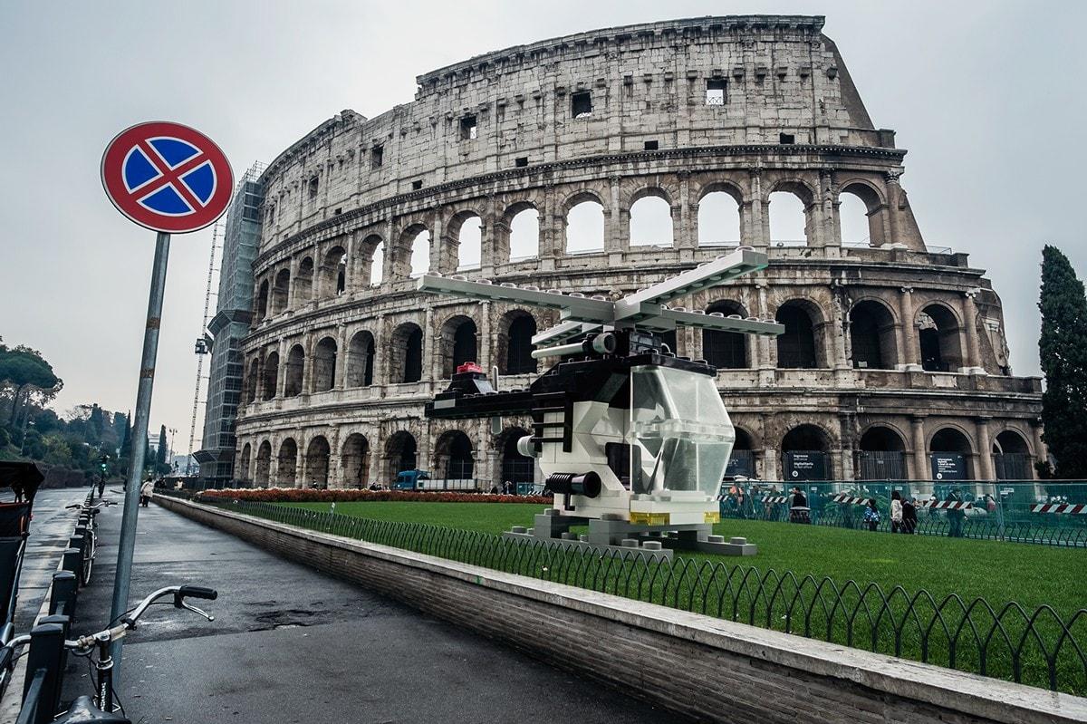 Domenico Franco Lego Rom