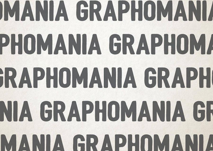 Graphomanie (Schreibwut)