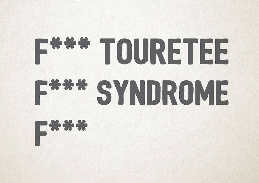 Tourette-Syndrom