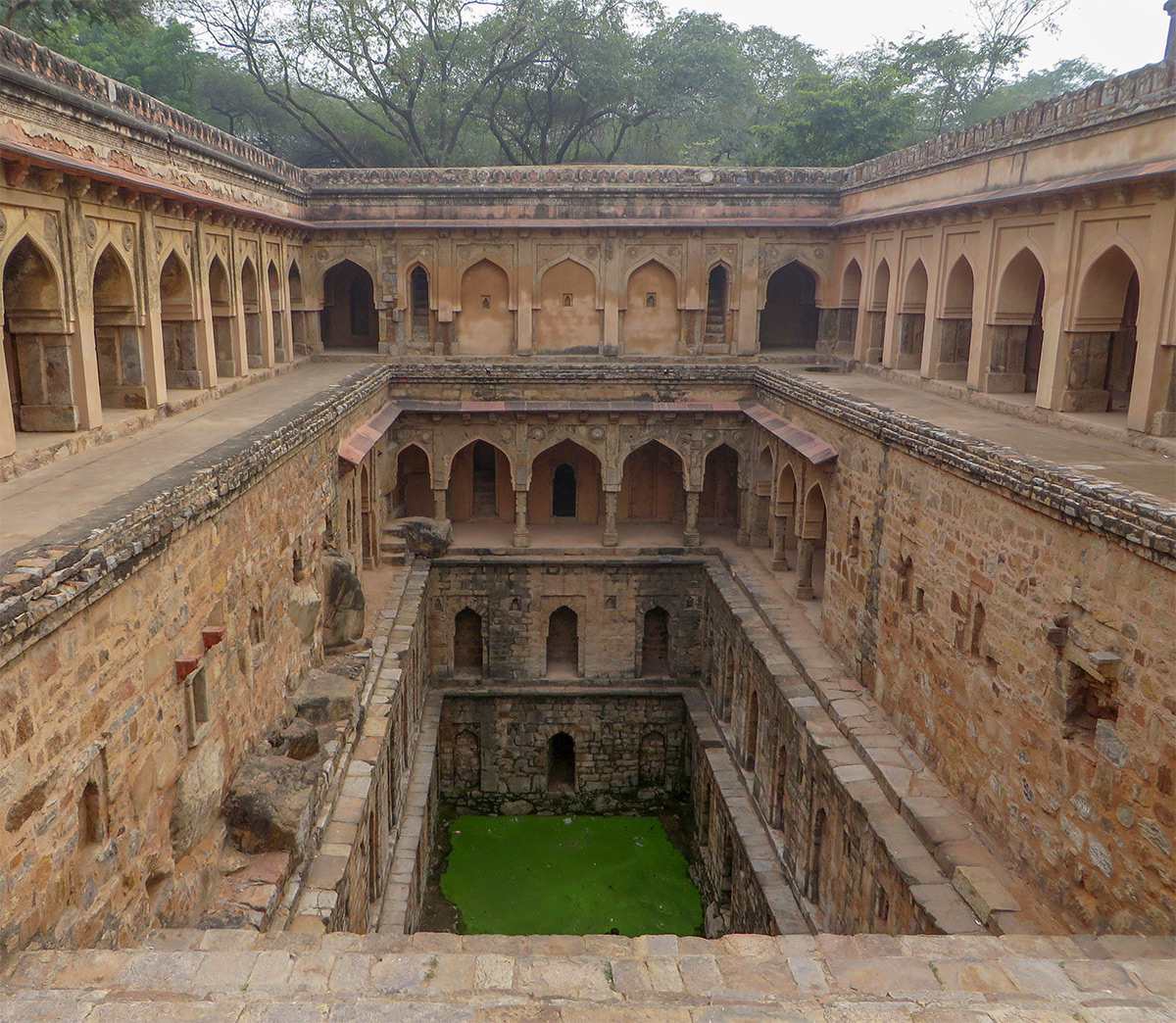 Stepwells by Victoria Lautman