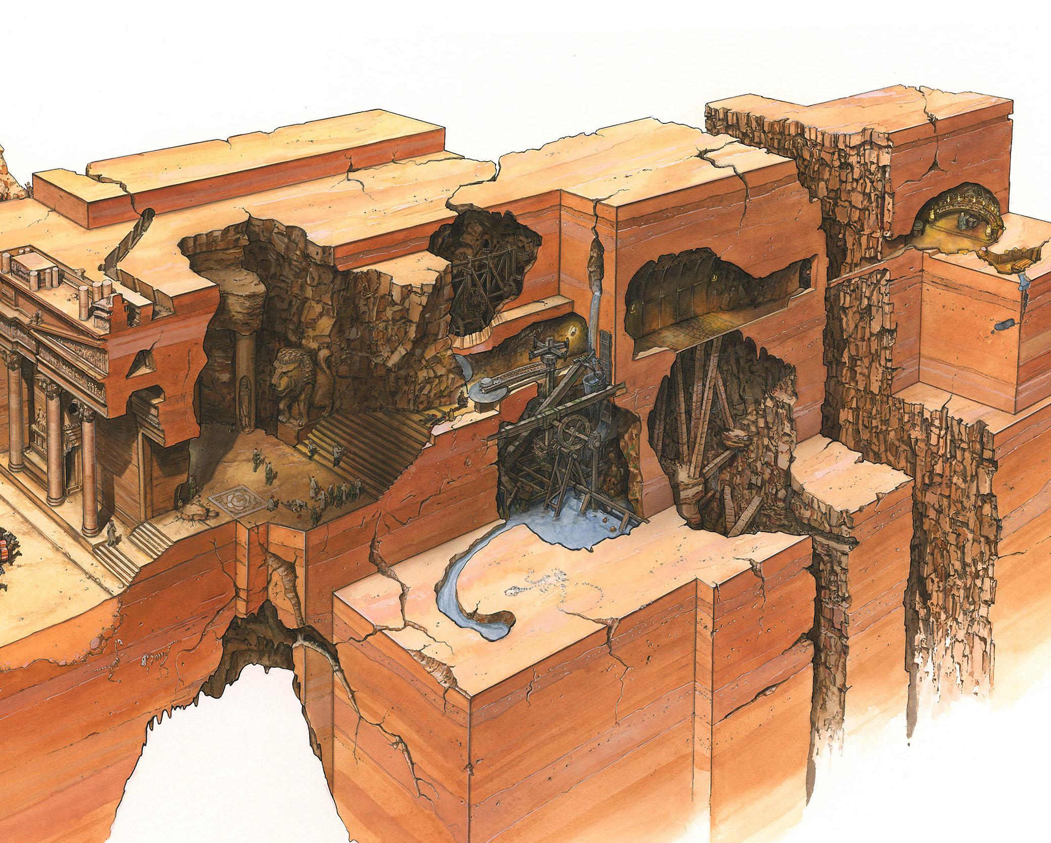 Richard Chasemore Illustrations