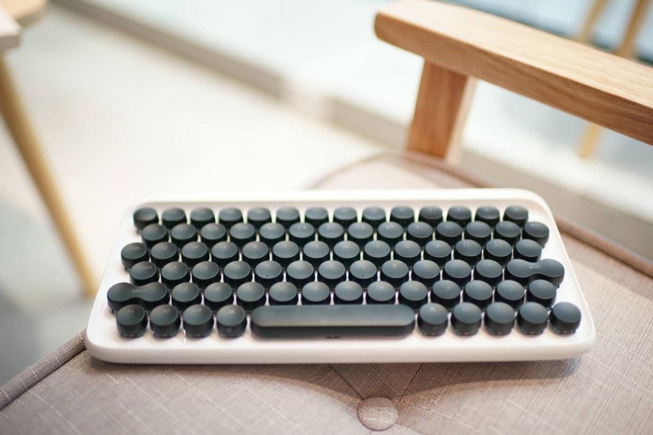 Lofree mechanische Tastatur mit Bluetooth