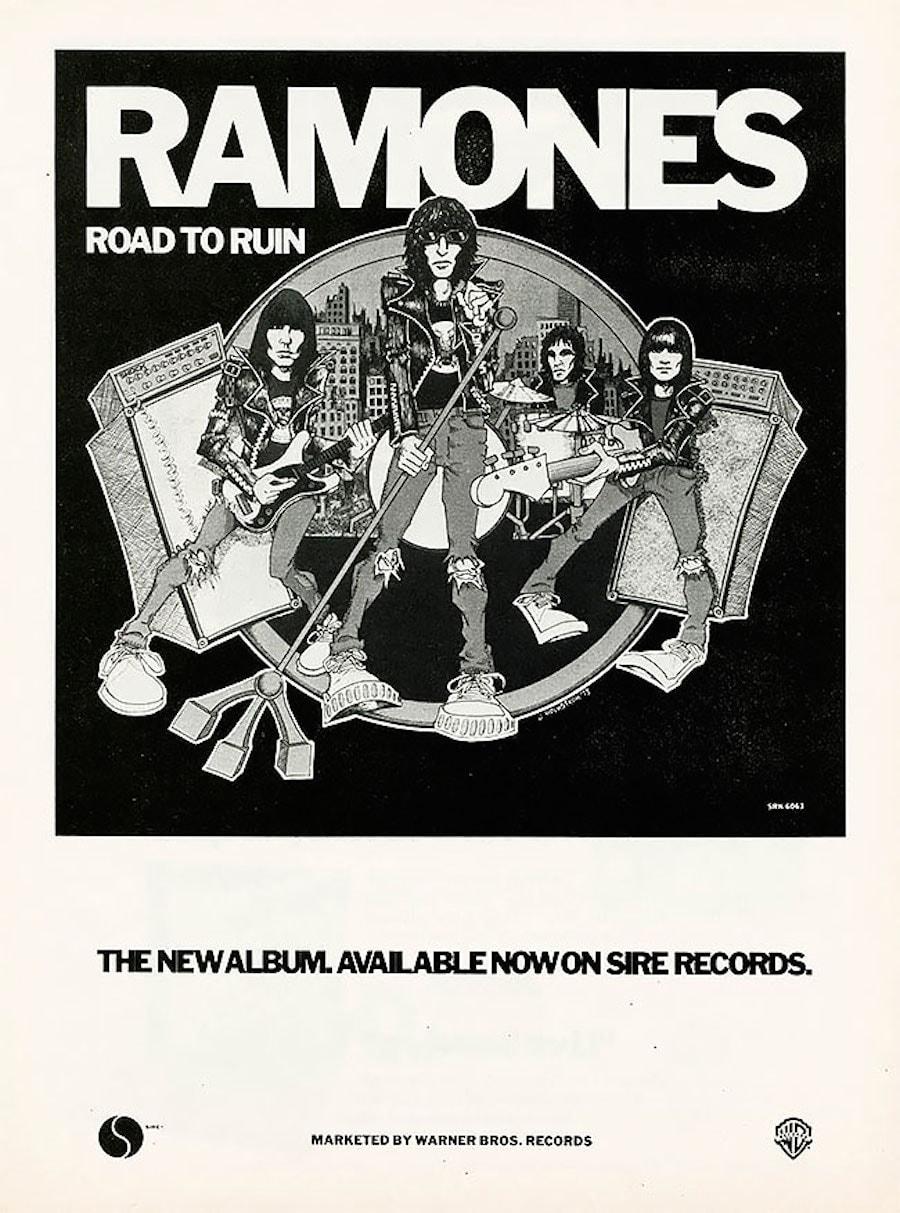 Plattencover in den Siebzigern