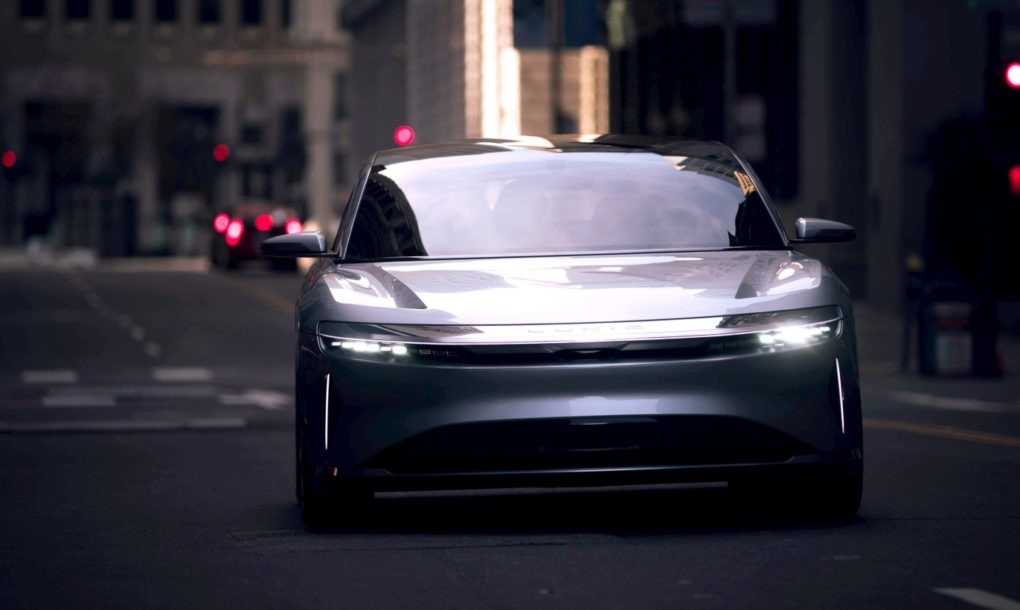 Lucid Air Elektroauto Tesla-Killer