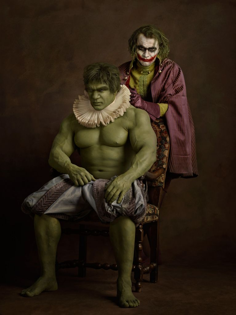 Family Portrait von Sacha Goldberger