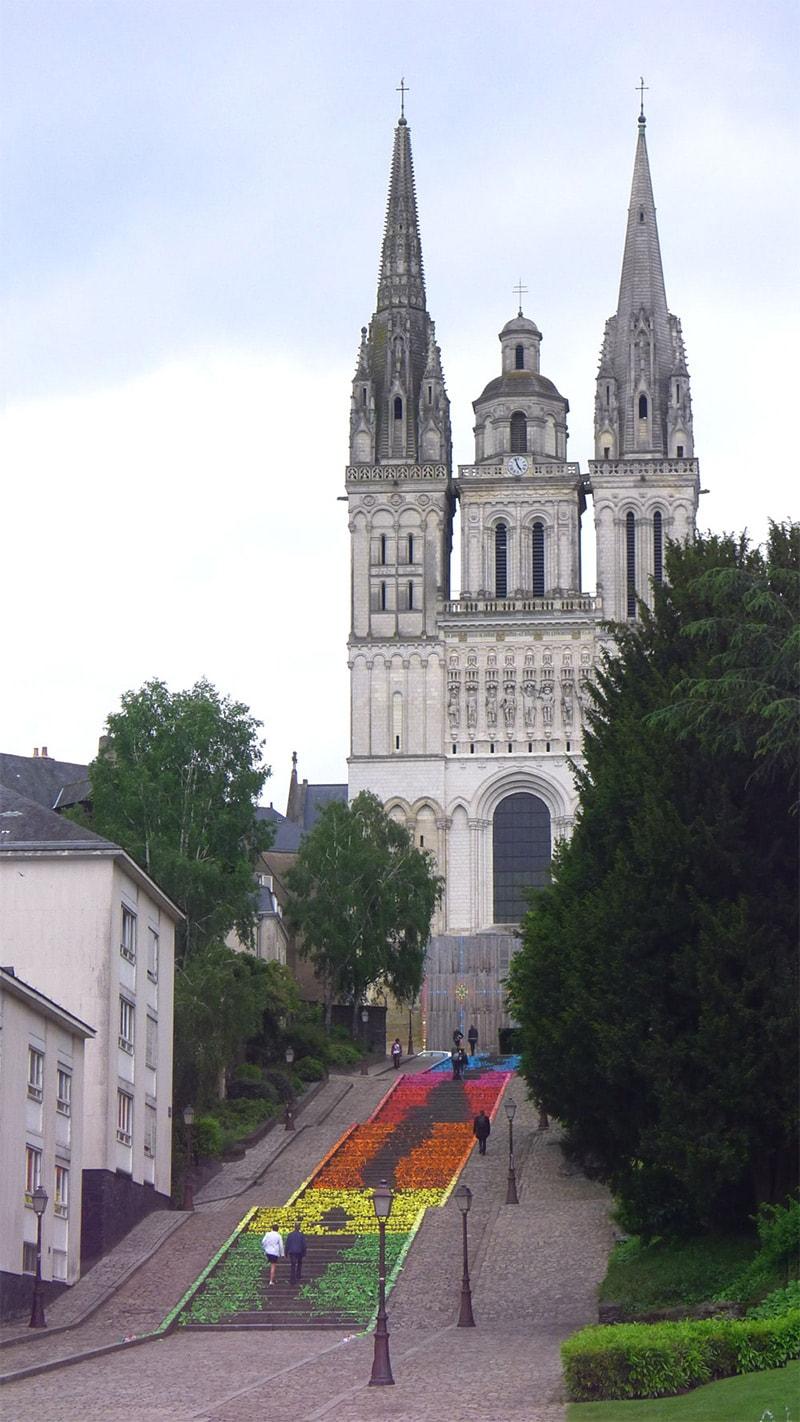 Angers, Frankreich