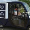 Autonom fahrendes Auto England