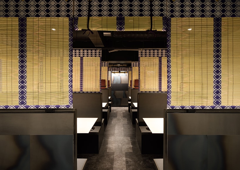 Yakiniku Yazawa Restaurant Design