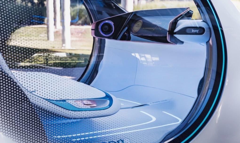 smart vision EQ Elektroauto