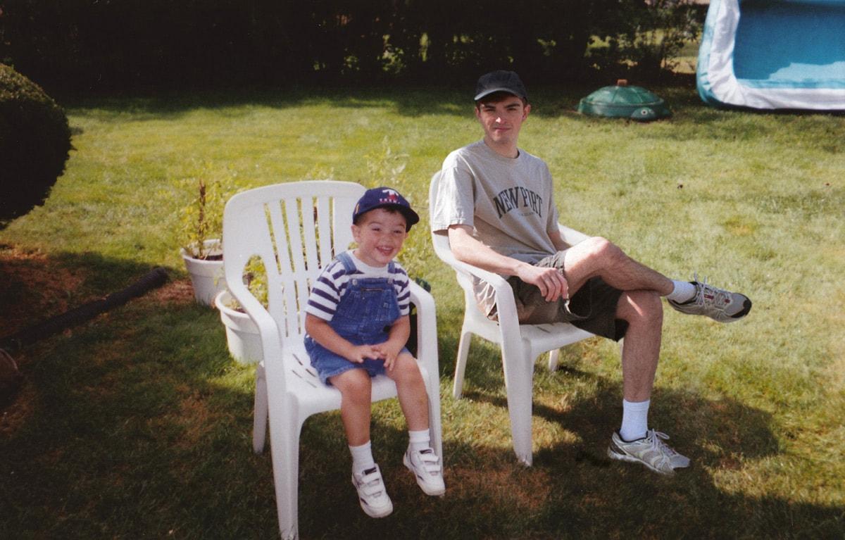 Conor Nickerson - Childhood - Bilderserie
