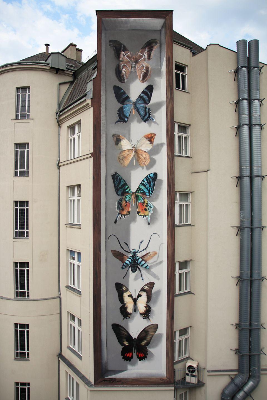 Mantra - Butterfly Murals
