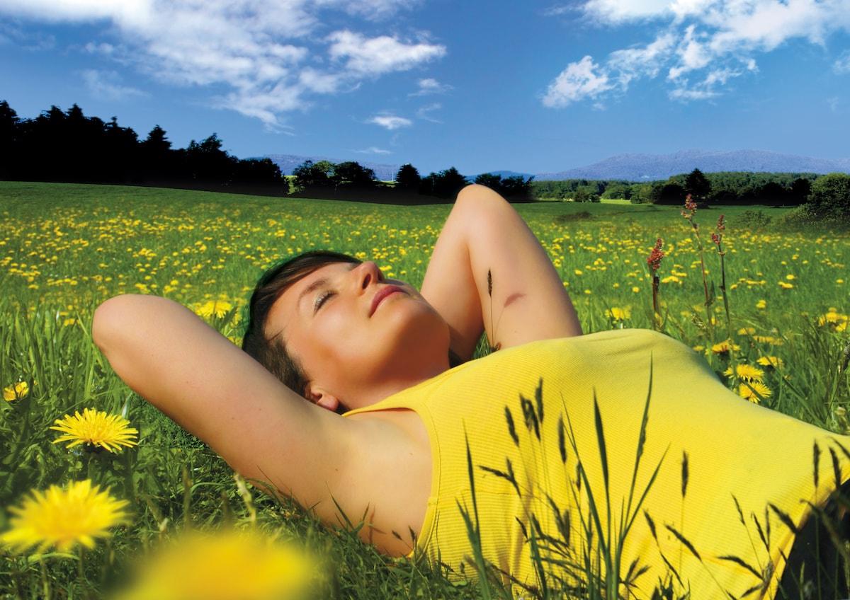 Vier Tipps für mehr Glück und einen freien Kopf