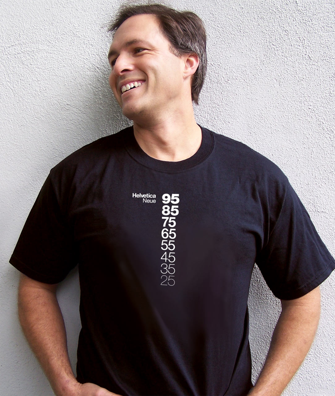 Patrick King Typography Shirts