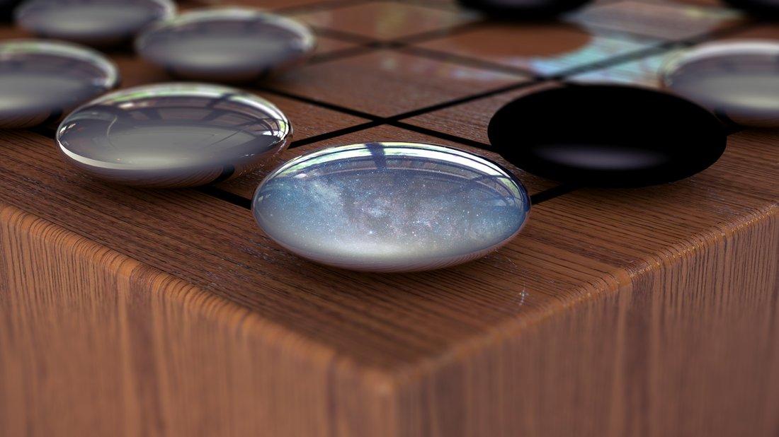 AlphaGo Zero