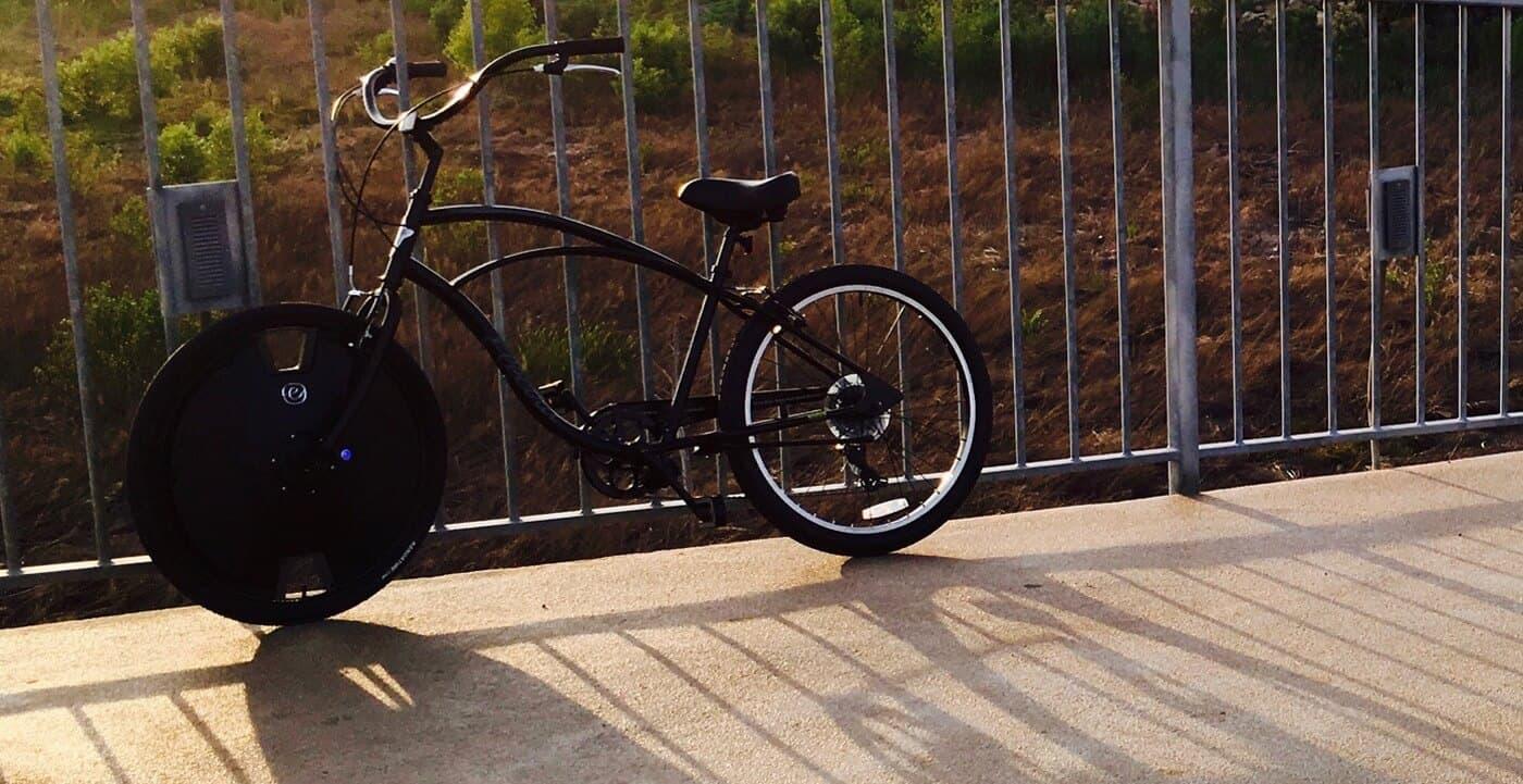 vom fahrrad zum e bike der elektromotor zum nachr sten. Black Bedroom Furniture Sets. Home Design Ideas