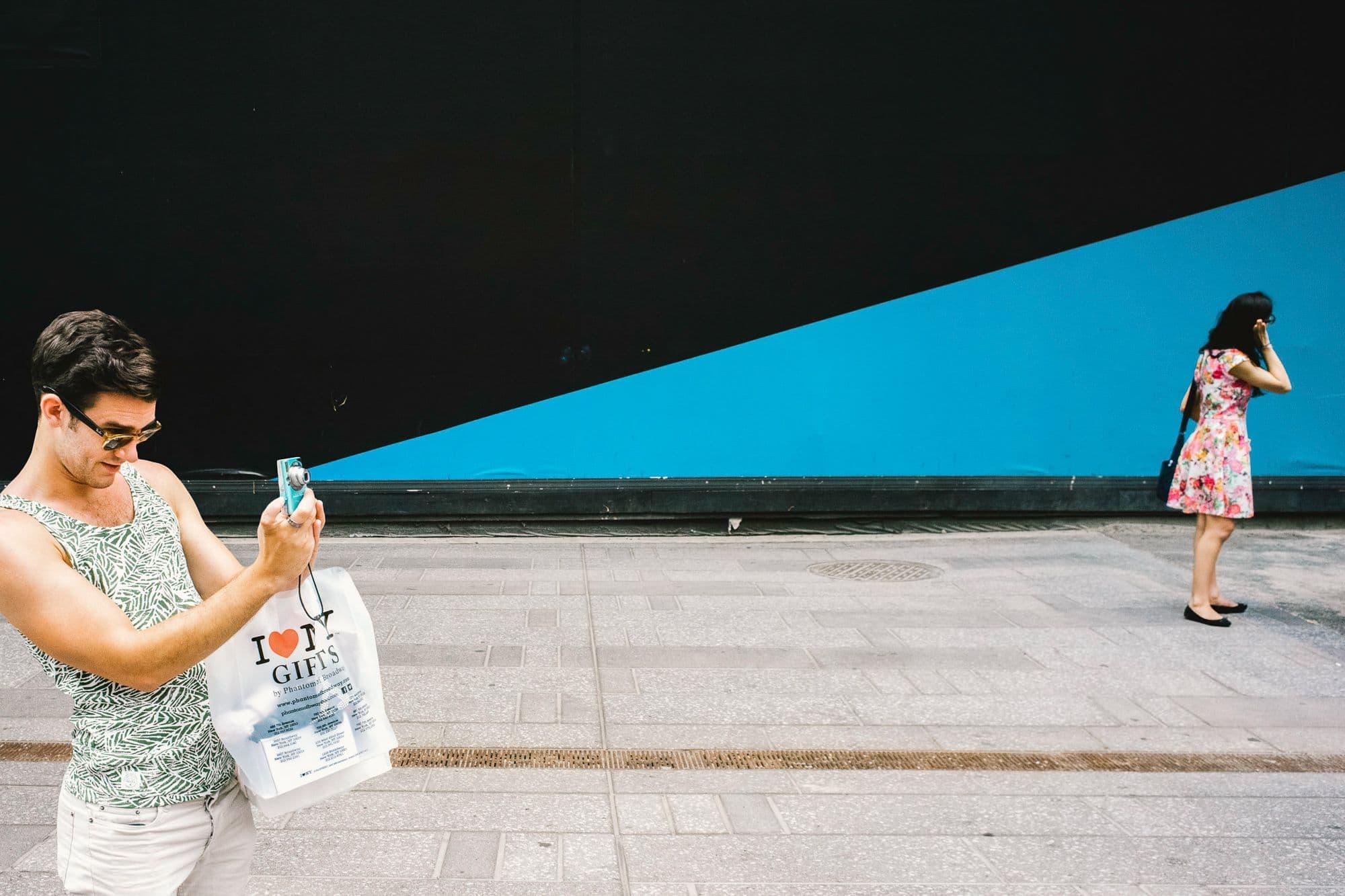 Jonathan Higbee Straßenfotografie