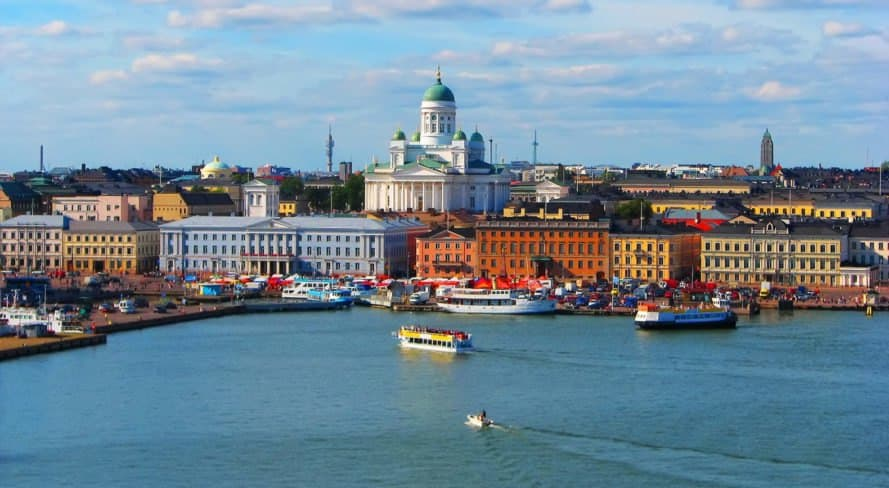Helsinki CO2-Neutral bis 2035