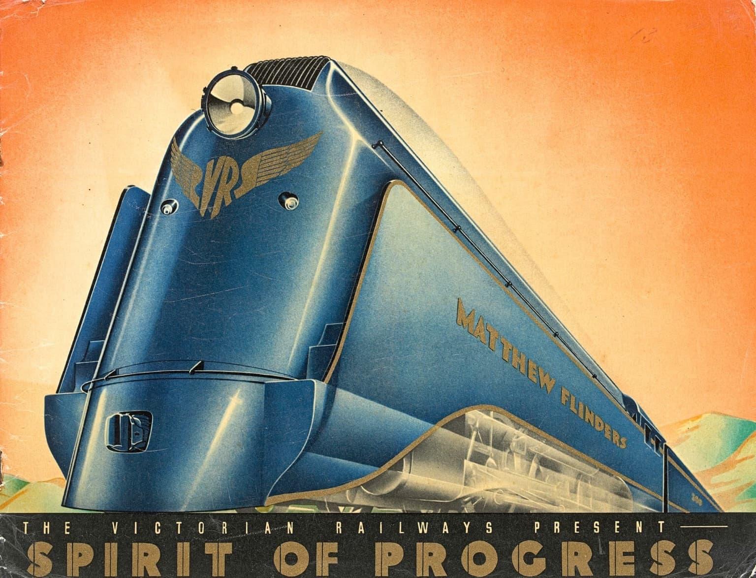 Plakatdesign Australien 1930