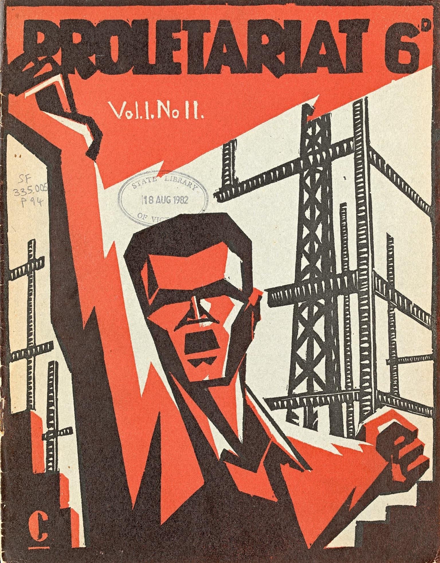 Plakatgestaltung Australien 1930er