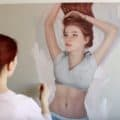 Daria Callie Ölmalerei Zeitraffervideo Design